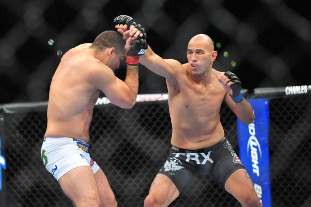 Shogun Rua vs. Brandon Vera: 3 Fights for Brandon Vera to Take Next