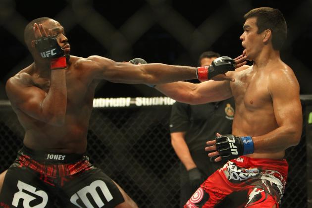 Jon Jones vs. Lyoto Machida: Head-to-Toe Breakdown