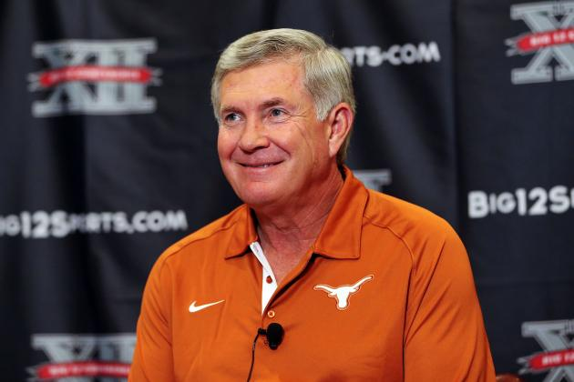 Texas Football: How Does the USA Today Preseason Poll Alter Texas' BCS Path?