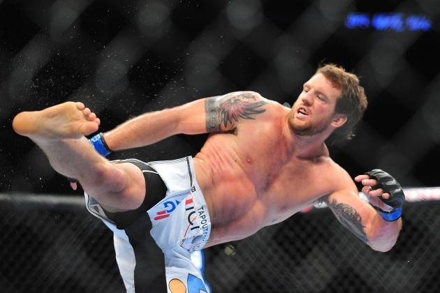 Lyoto Machida vs. Ryan Bader: 5 Things We Learned About Bader