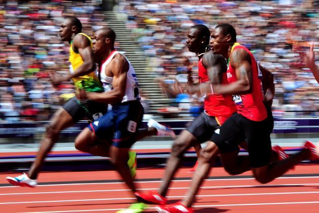 Olympic Track 2012: 100-Meter Sprint Gold-Medal Odds for Top 5 Favorites