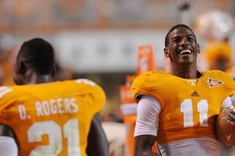 Tennessee Football: Tyler Bray and 5 Vols Sure to Shine in the NFL Someday