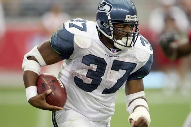 NFL Fantasy Football: All-Time Team by Individual Seasons