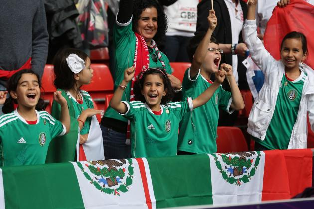 Olympic Football 2012: 10 Bold Predictions for Mexico vs. Japan