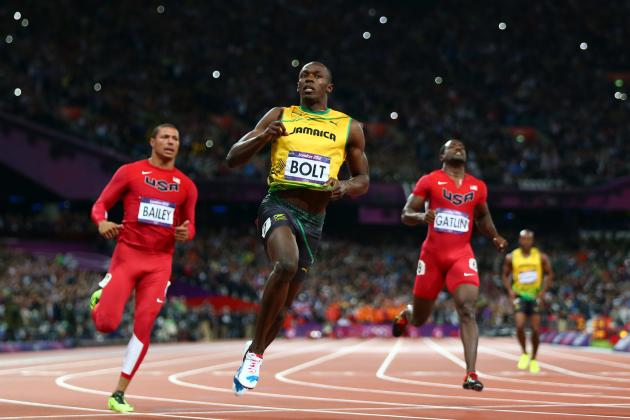 Olympic Track and Field 2012 Day 3 Results: Medal Winners, Highlights & More