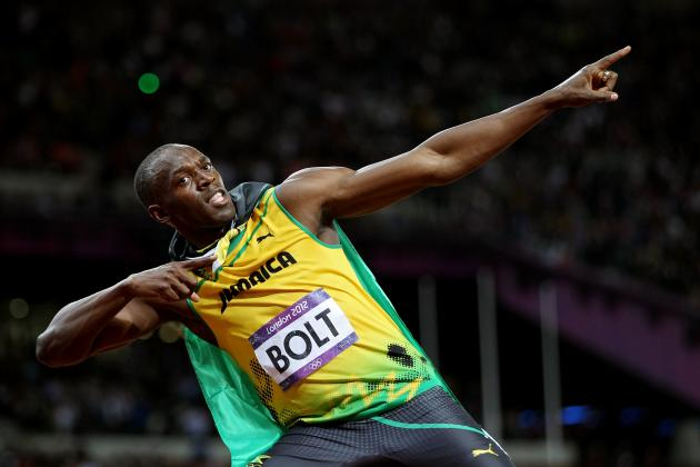 Olympic Track 2012: Usain Bolt's 5 Best Races Ever