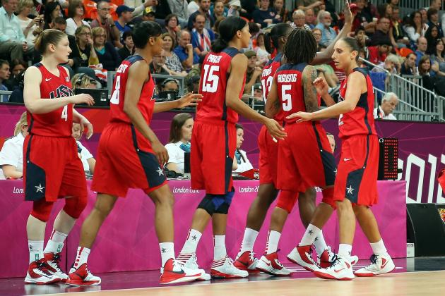 Women's Olympic Basketball 2012 Scores: Quarterfinal Results, Stats & More