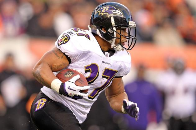 Fantasy Football 2012: Running Back Rankings by Tier