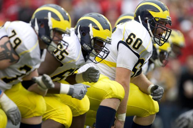Big Ten Football Preview 2012: Top 10 Offensive Linemen