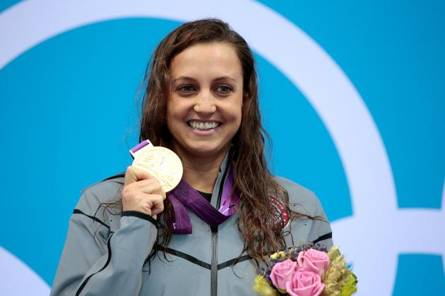US Olympic Swimming Team 2012: 5 Overshadowed Great Performances in London