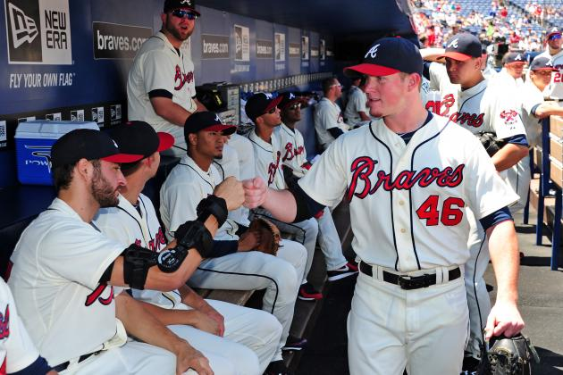 The 5 Most Underpaid Members of the 2012 Atlanta Braves