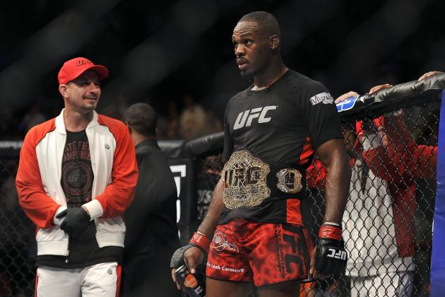 B/R Official Rankings for August: The Top 10 Light Heavyweights in MMA