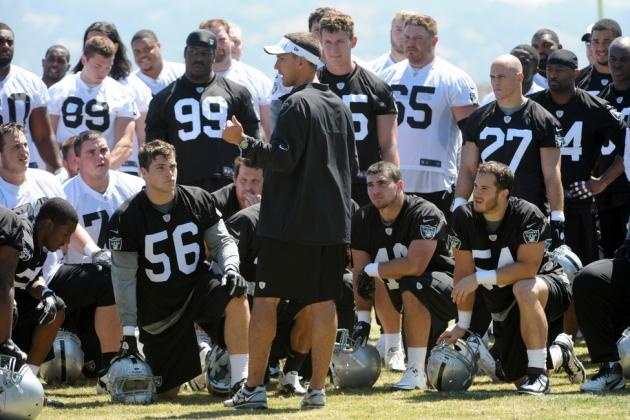 Oakland Raiders: 5 Sleepers to Watch in Training Camp