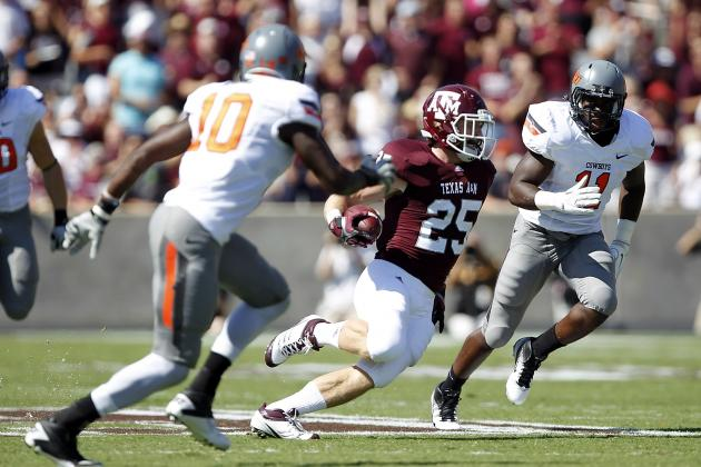 Texas A&M Football: Reasons for Aggie Fans to Be Excited About the 2012 Season