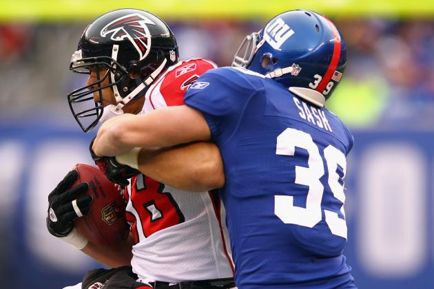 How Tyler Sash's Suspension Affects the New York Giants