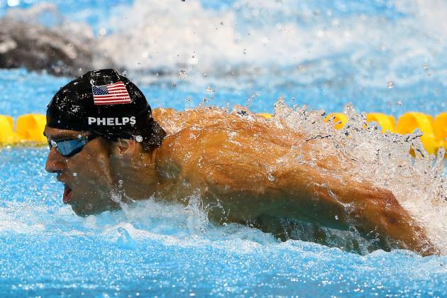 Olympic Swimming 2012: Ranking the 20 Best Swimmers from London