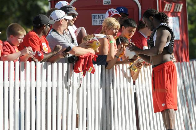 Kansas City Chiefs: Most Shocking Developments at Training Camp So Far