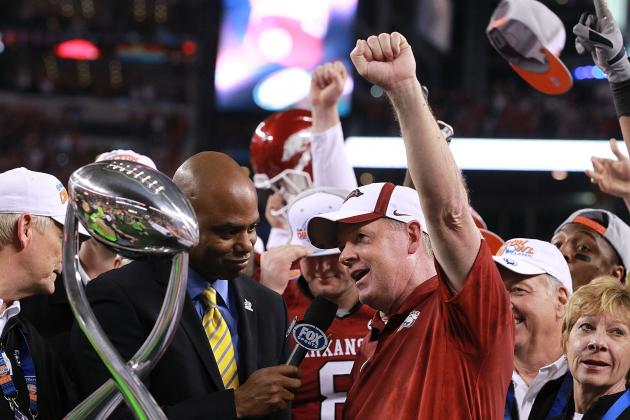 USA Today Coaches' Poll 2012: How Does Poll Alter Arkansas' BCS Path?