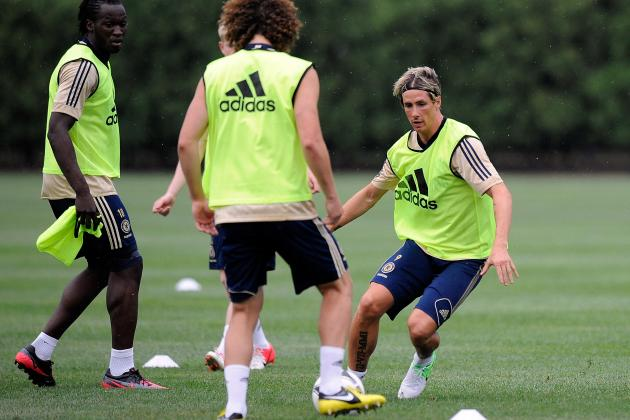 Chelsea FC: Why Fernando Torres Is Overdue a Breakout Season
