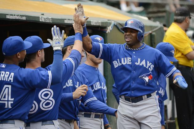Toronto Blue Jays: Five Statistics Worth Noting