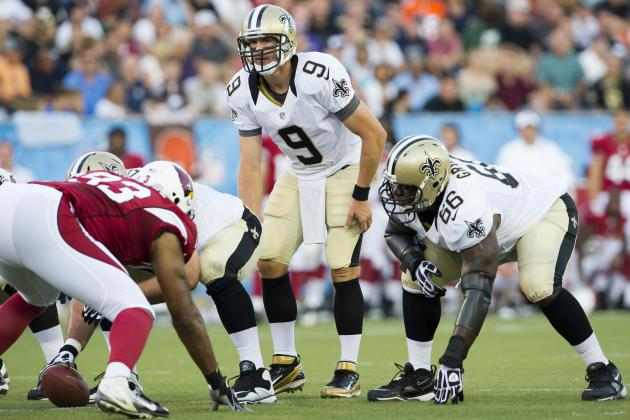 Quarterback Rankings of Every Projected Opening Day NFL Starter for 2012