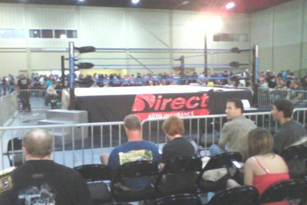 TNA Live in Tulsa: A Fan's Perspective