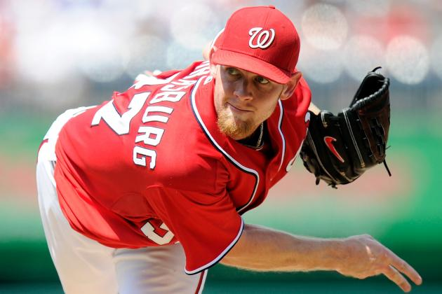 Stephen Strasburg Leads 5 National League Players Who Need to Have a Big Week