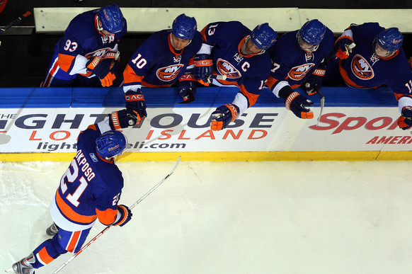 Offensive Numbers  the Islanders Need in 2012-2013 to Make the Playoffs