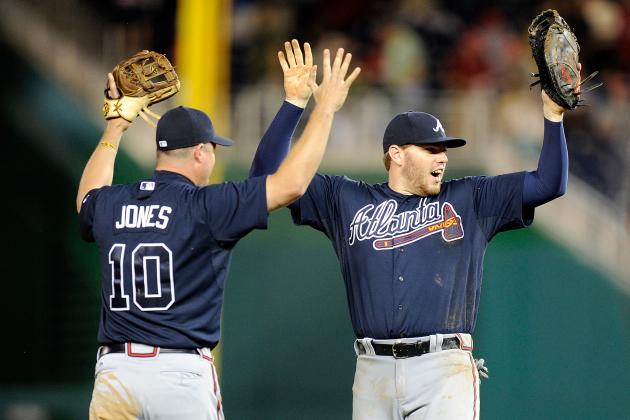 Why 2012 Is Atlanta Braves' Best Chance for a Playoff Run