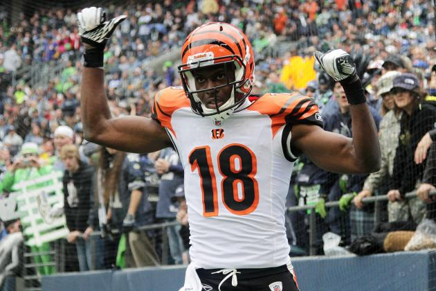 Introducing A.J. Green and the Next Generation of AFC North Studs