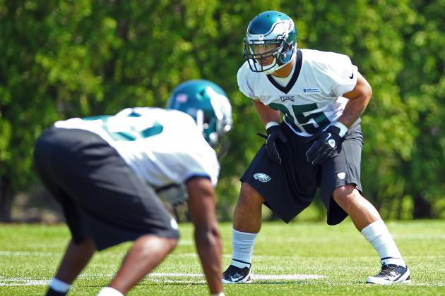Philadelphia Eagles: Rookie Progress Report for Every Drafted Eagles Rookie