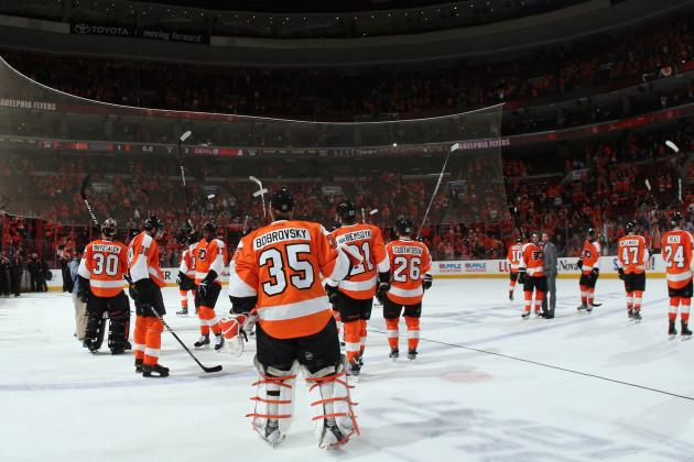 Philadelphia Flyers: Franchise's 5 Worst Offseason Moves Ever