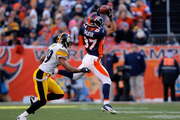 Denver Broncos: Who Will Emerge as Denver's Top Receiver?