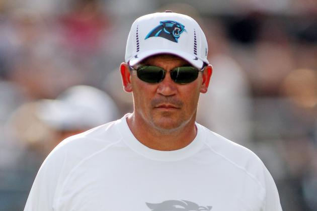 Carolina Panthers Roster 2012: Latest News, Cuts, Preseason Predictions