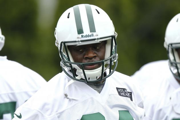 New York Jets: Report Card Grades for Every Rookie so Far in Camp