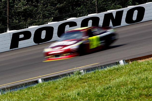 NASCAR Sprint Cup: 5 Good, 5 Bad at Pocono