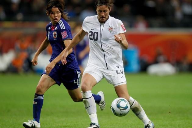 Olympic Soccer 2012: 5 Players to Watch in Gold-Medal Game Between USA and Japan