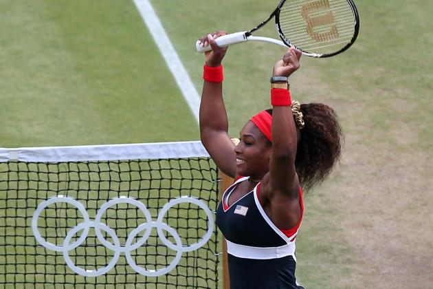 Serena Williams' Crip Walk and the Lamest Controversies of Olympics 2012