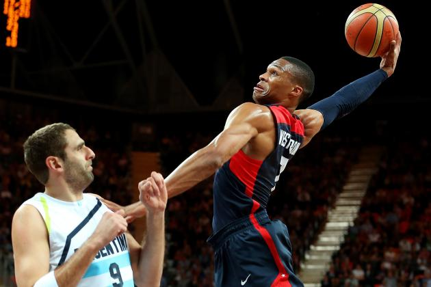 Olympic Basketball Schedule 2012: Previewing & Predicting Quarterfinal Matchups
