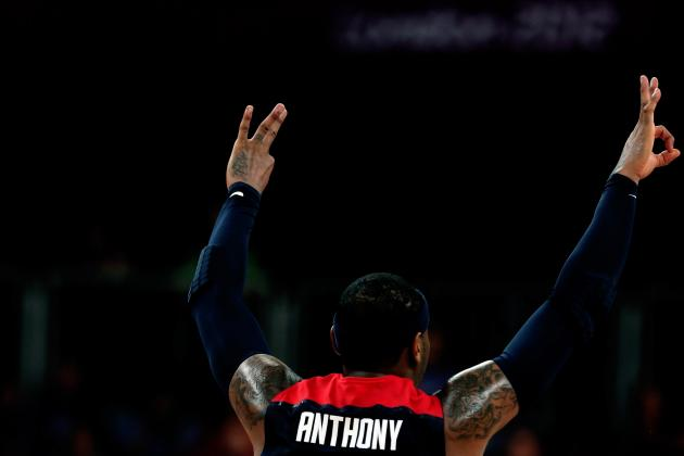 7 Reasons Carmelo Anthony Is Headed for Career Year