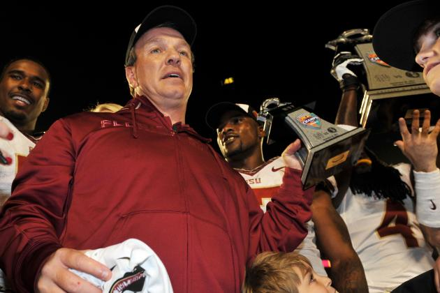 College Football 2012: Why Florida State Will Prove to Be Unworthy of Top 10