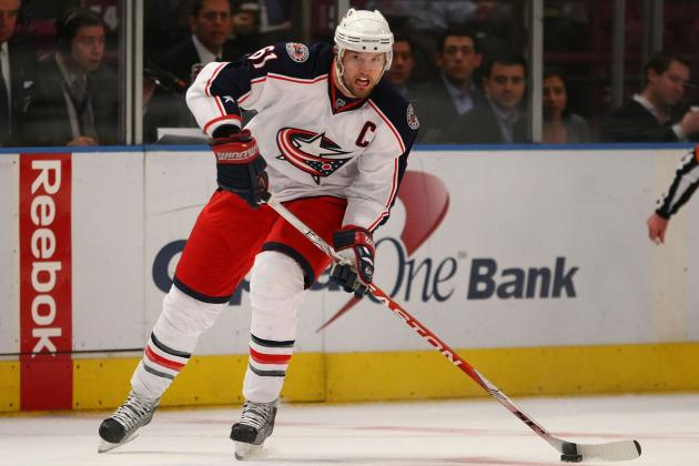 New York Rangers: How Rick Nash Will Help Five Key Players Succeed in 2013