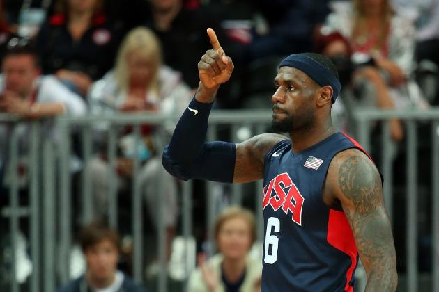 LeBron James: What Miami Heat Fans Should Take Away from His Olympic Efforts