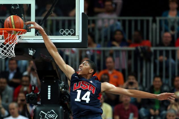 Team USA Basketball: Why Anthony Davis Deserves More Playing Time