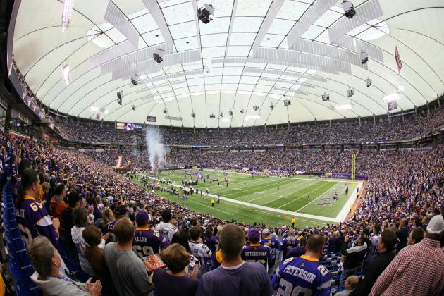 Minnesota Vikings: Breaking Down the First 'Official' 2012 Depth Chart