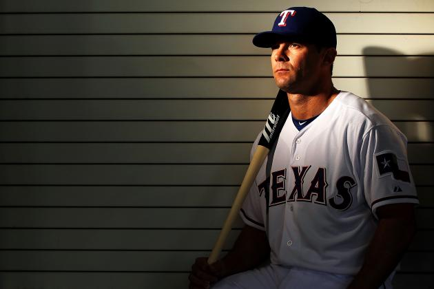 Michael Young and the 5 Best Utility Players in MLB Right Now