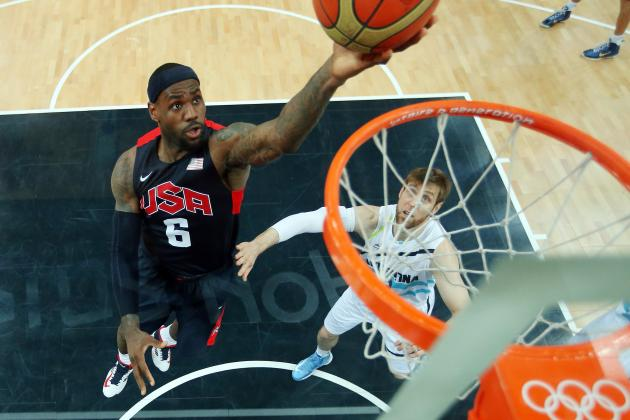 Olympic Basketball: Ranking Most Important Team USA Players Thus Far