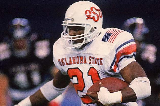 25 Greatest College Football Players Never to Win a National Championship