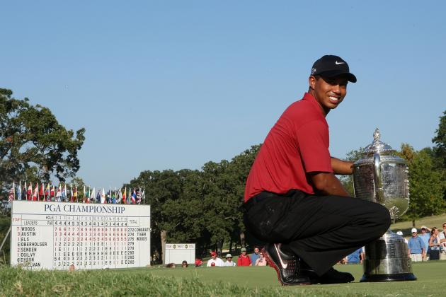 PGA Championship Favorites 2012: Bold Predictions for Golf's Top Players
