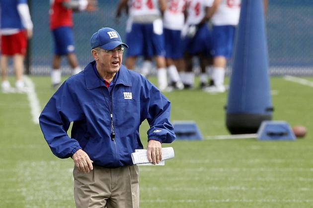 New York Giants: 5 Takeaways from the 1st Week of Training Camp